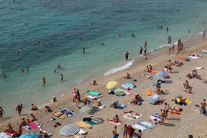 Dubrovnik, Banje Strand