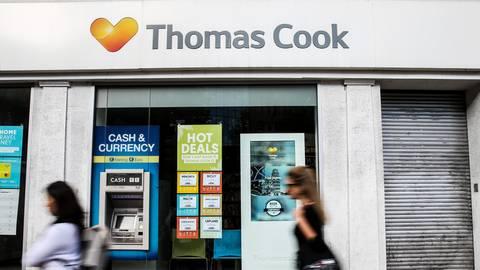 EuropäischerReisekonzern: Thomas Cook ist pleite: Ist mein Urlaub noch zu retten?