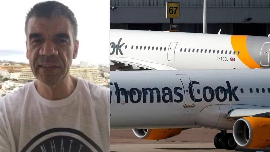 Reiseveranstalter-Pleite: E-Mail-Betrüger attackieren Thomas-Cook-Urlauber