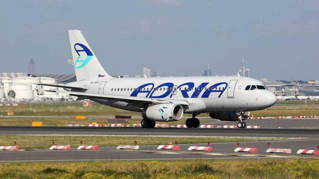 Slowenische Fluglinie: Adria Airways stellt wegen Geldmangels den Flugbetrieb ein