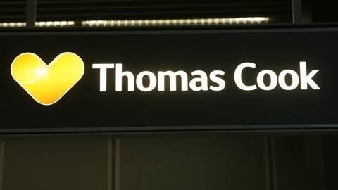 Thomas-Cook-Pleite : Deutsche Thomas Cook stellt Insolvenzantrag