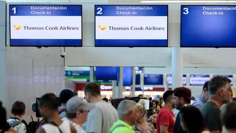 Thomas-Cook-Pleite : Thomas Cook Skandinavien will Flugbetrieb wieder aufnehmen