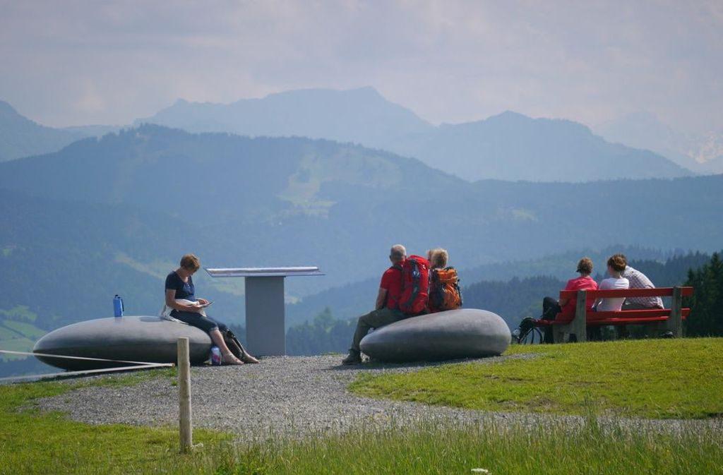 Aktiver Urlaub: Scheidegg: Goldener Wanderherbst im Allgäu
