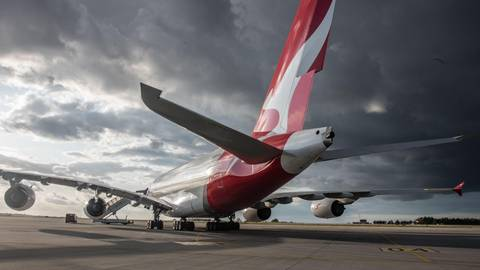 Follow Me: Rekordflug in 18,5 Stunden: Airbus A380 fliegt nonstop von Dresden nach Sydney