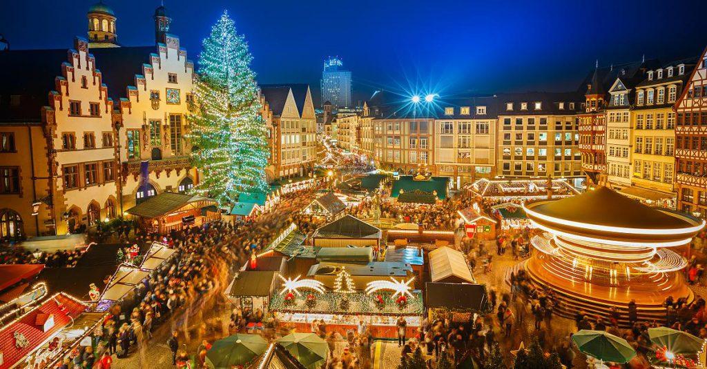 Großer Bundesland-Check - Das sind Deutschlands schönste Weihnachtsmärkte