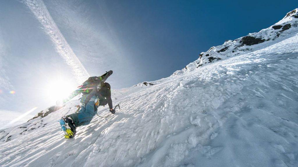 Mit Rad und Ski über die Alpen: Die große Abenteuertour zwischen Eis und Palmen