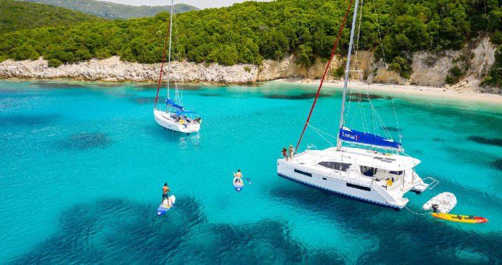 """Yacht-Charterurlaub voll im Trend - Freiheit unter Segeln: """"Die Reise ist das Ziel"""""""