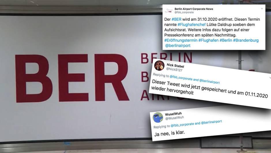 Nach Jahren des Verzugs steht ein neuer Eröffnungstermin für den Flughafen BER fest: