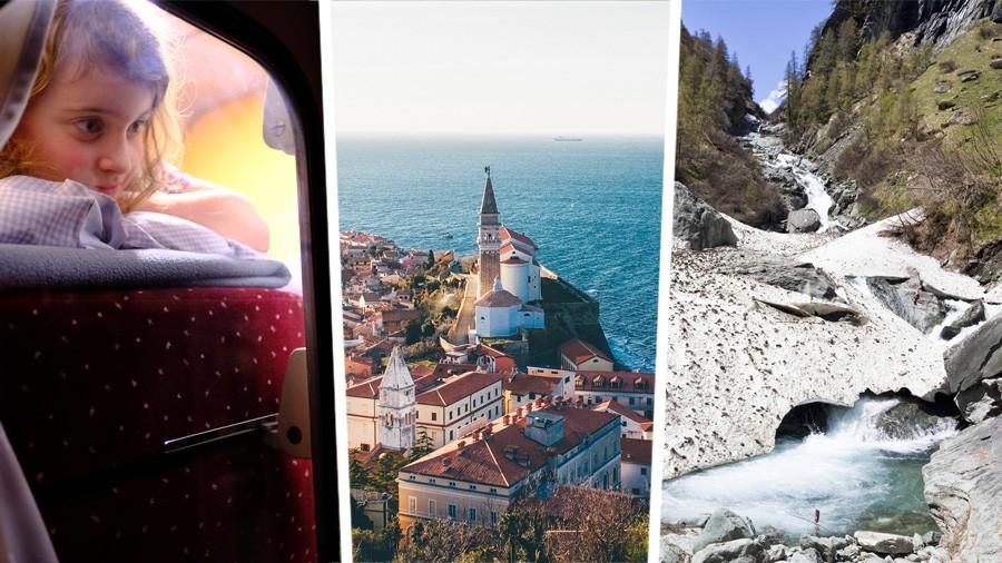 """Serie """"Reisen ohne Flug"""": Urlaubsziele für 2020"""