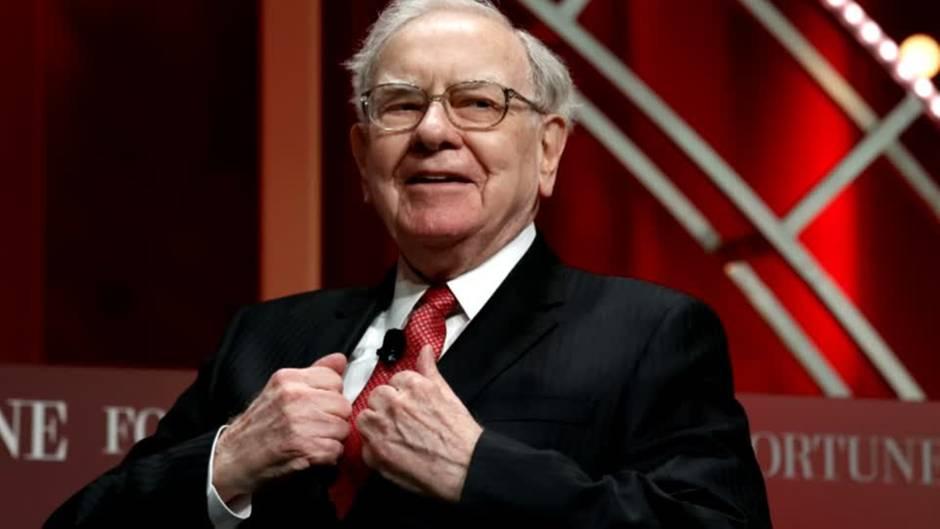 """Fluggesellschaften in der Krise : """"Die Welt hat sich geändert"""": Warren Buffett stößt sämtliche US-Airline-Beteiligungen ab"""