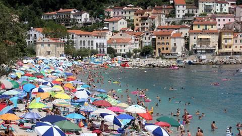 Ferien in der Pandemie: Auch Kroatien macht ausländischen Touristen Hoffnung auf Sommerurlaub am Meer