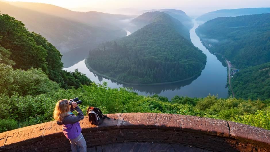 Ausgezeichnete Routen: Von der Eifel bis zur Schwäbischen Alb: Das sind Deutschlands schönste Wanderwege
