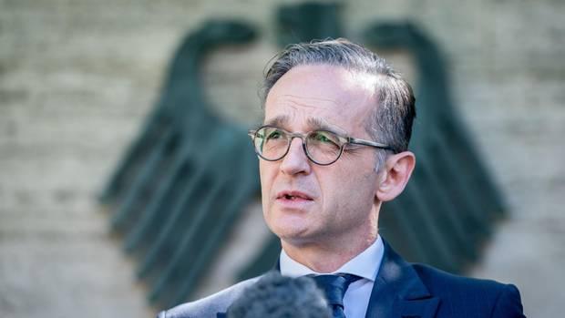 Bundesaußenminister Heiko Maas (SPD) wird wohl die Reisewarnung für die meisten Nicht-EU-Länder verlängern (Archivbild)