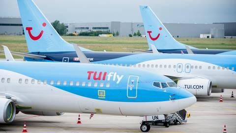 Coronavirus: Ferienflieger Tuifly will Flotte auf 17 Jets halbieren
