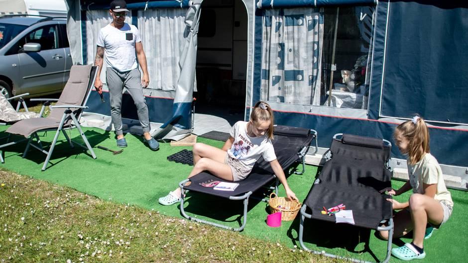 Sommerferien: Besucherandrang auf die Ostseeorte - so lief der Ferienbeginn unter Corona-Bedingungen