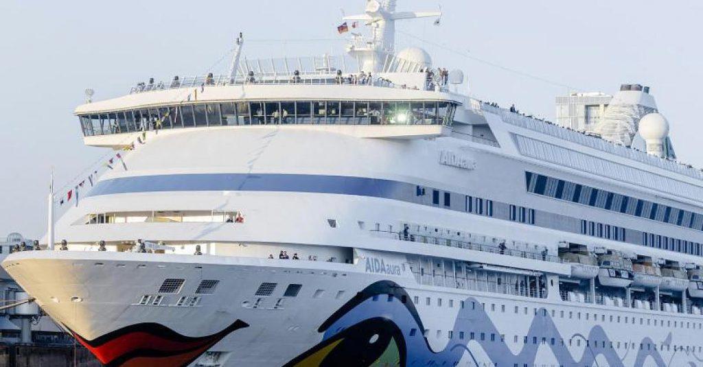 Wegen Corona-Krise - Kreuzfahrt: Aida-Mutter macht schwere Verluste - Aida streicht alle US-Reisen