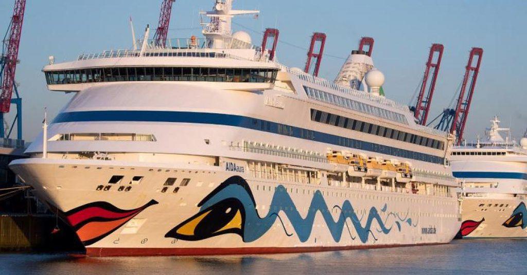 Hurtigruten, Aida und Co