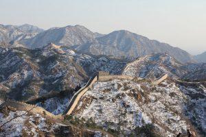 Besuchen Sie noch heute die Chinesische Mauer