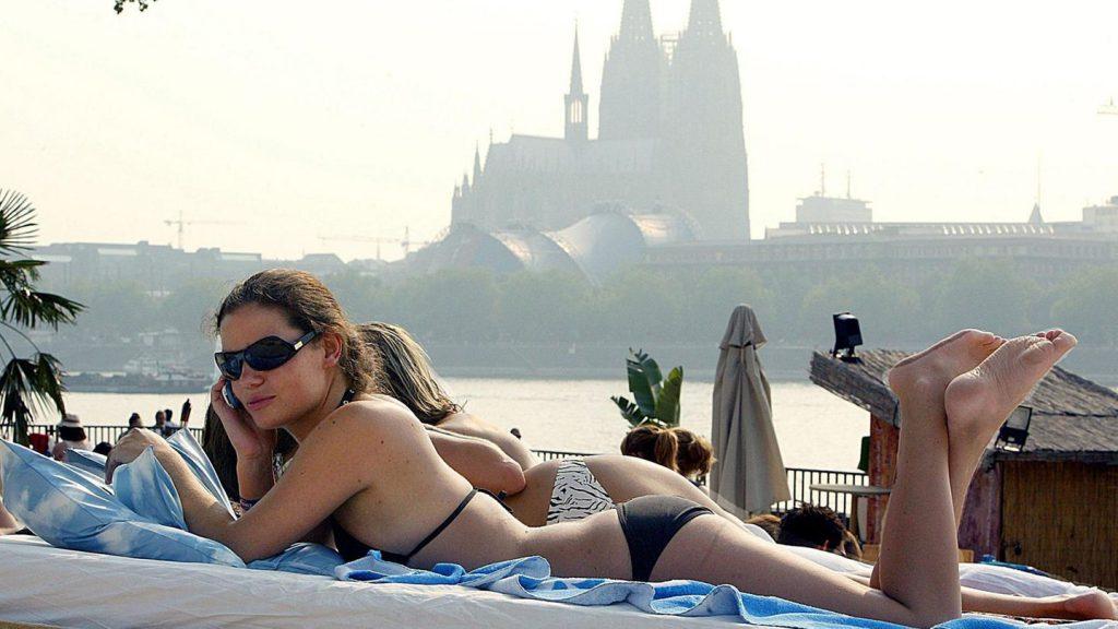 Oasen mitten in der Großstadt: Das sind die besten Beach-Clubs in Deutschland