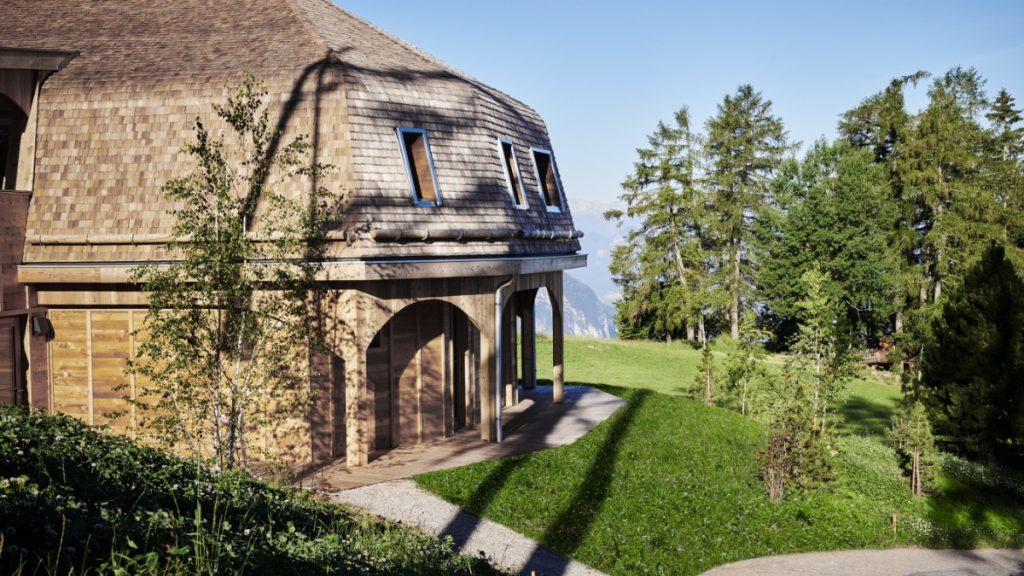 Hotel-Architektur: Der den Sturm erntet