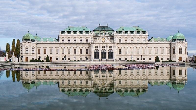 Schloss Belvedere Österreich