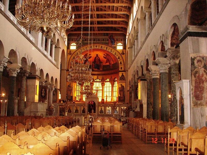 St. Georgskirche, Thessaloniki