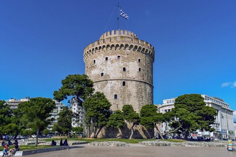 Weiße Turm, Thessaloniki