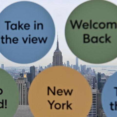 Coronavirus: Reiseziel New York: Keine Erholung des Tourismus vor 2024