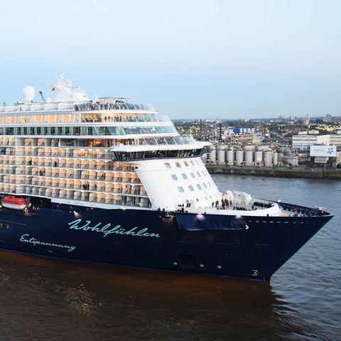 Coronavirus: Tui Cruises sagt alle Kreuzfahrten ab Kiel ab