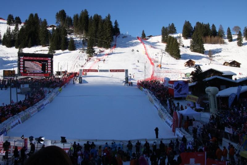Adelboden FIS Ski Weltcup