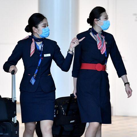 Coronavirus: Warum chinesische Crews jetzt Windeln tragen sollen