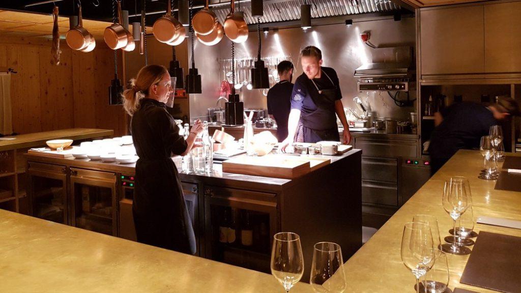Fine Dining: Ein Hauch New York im Bergdorf