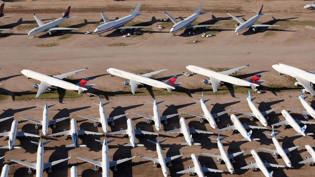 Flollow Me: Das sind die größten Flugzeug-Friedhöfe der Welt