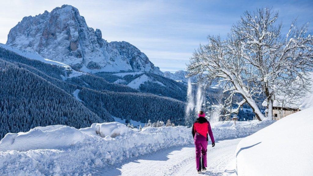 Skifahren in den Alpen: Allen kribbelt es in den Fingern